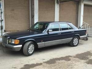 Mercedes Benz S Class - 1993
