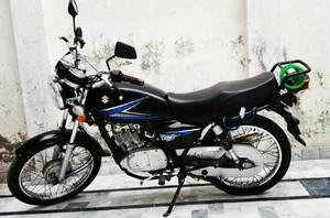 Suzuki GS 150 - 2014