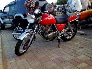 Suzuki TU250X - 1993