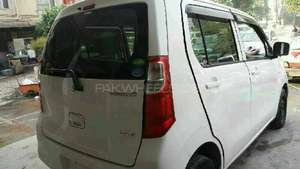 Suzuki Wagon R Stingray - 2012