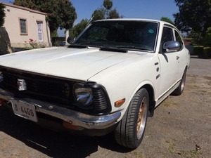 Toyota Corolla - 1974