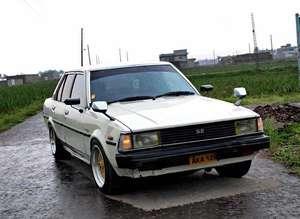 Toyota Corolla - 1983