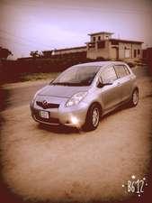 Toyota Vitz - 2008