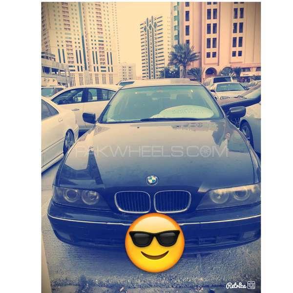 BMW 5 Series - 2001 bmw  Image-1