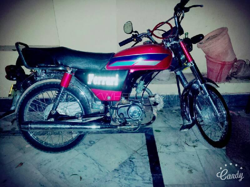 Honda CD 70 - 2013 bike wala Image-1