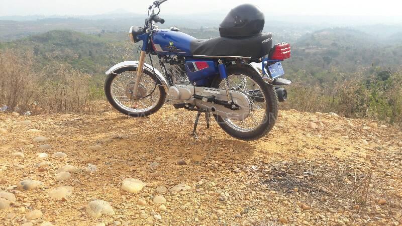 Honda CG 125 - 2015 AddY BaBa Image-1