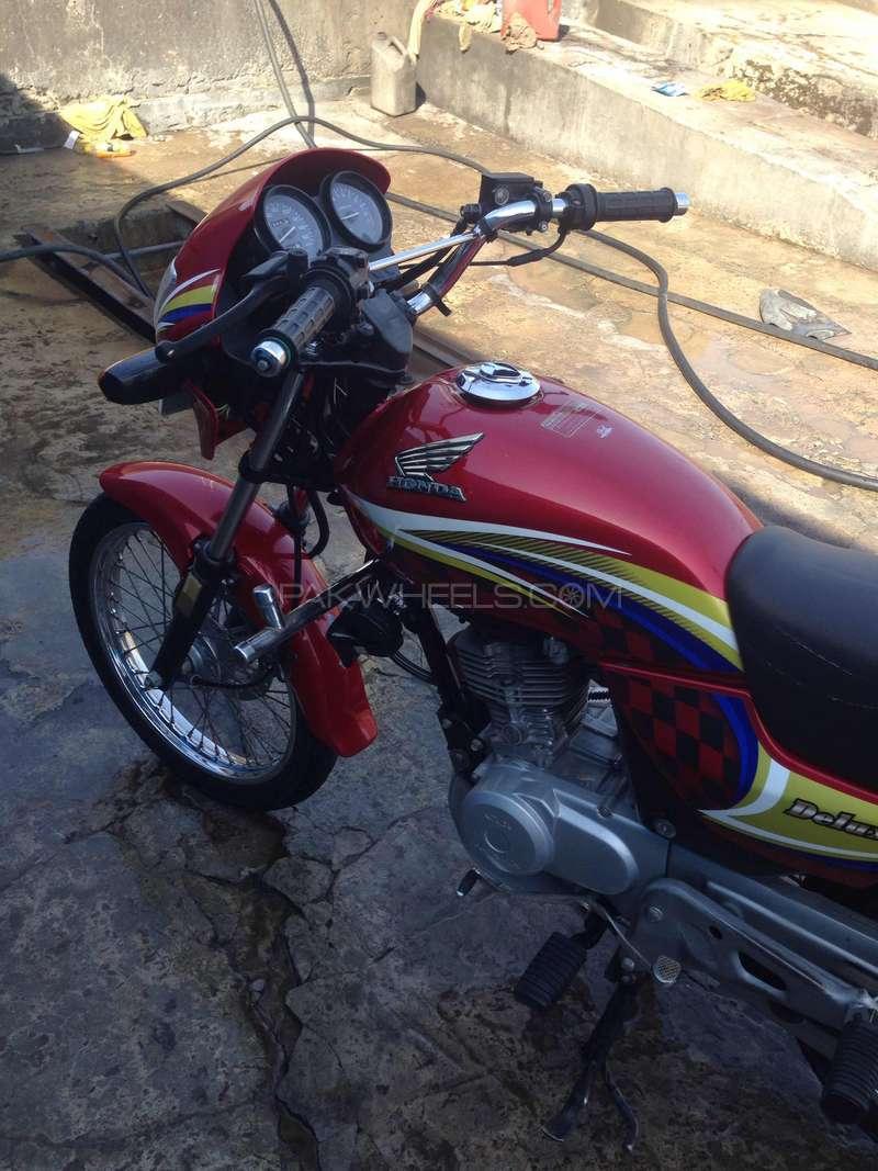 Honda Deluxe - 2014 Deluxe Image-1