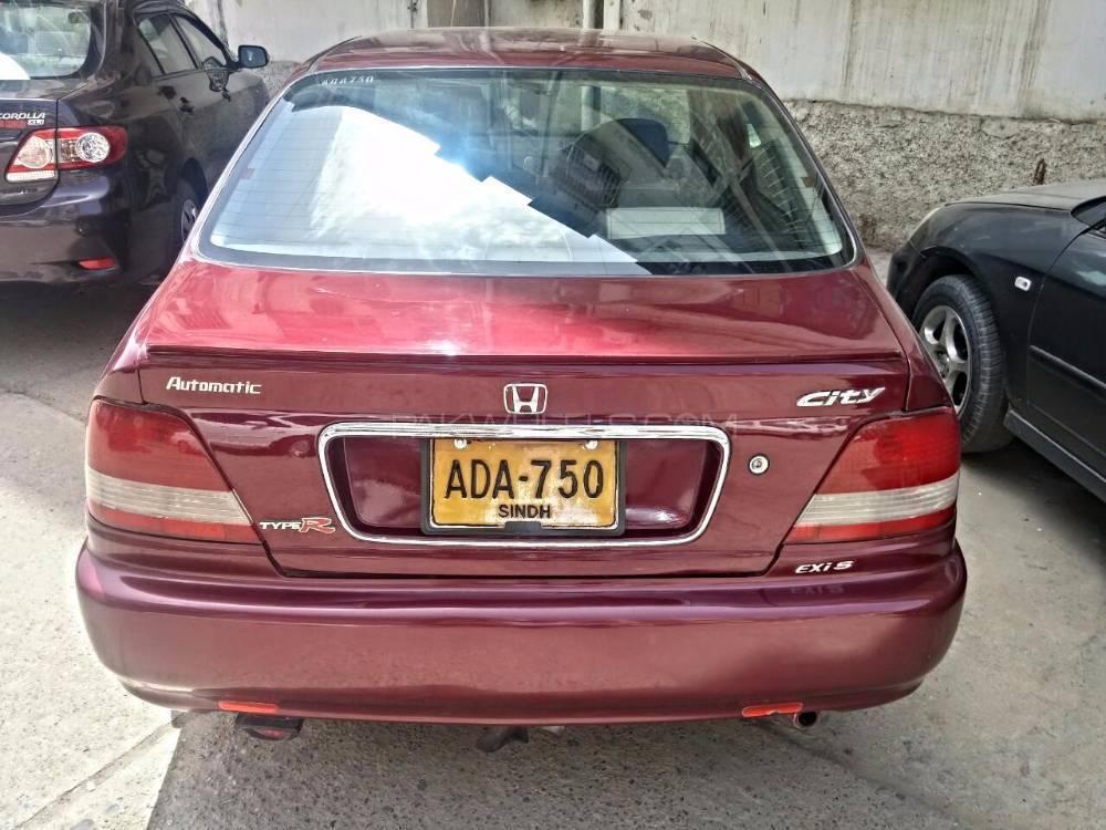 Honda City 2001 of taimour.sohail - Member Ride 32785 ...