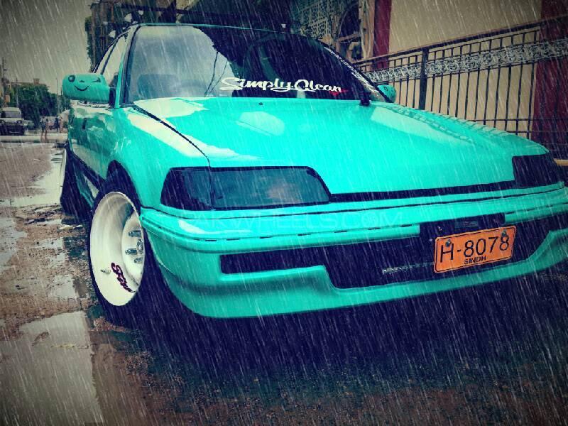 Honda Civic - 1990 shezzz Image-1