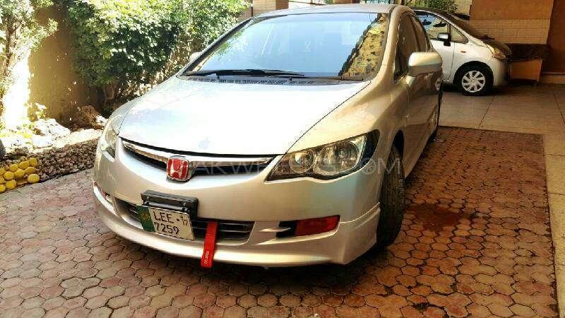Honda Civic - 2012 shahzadi Image-1