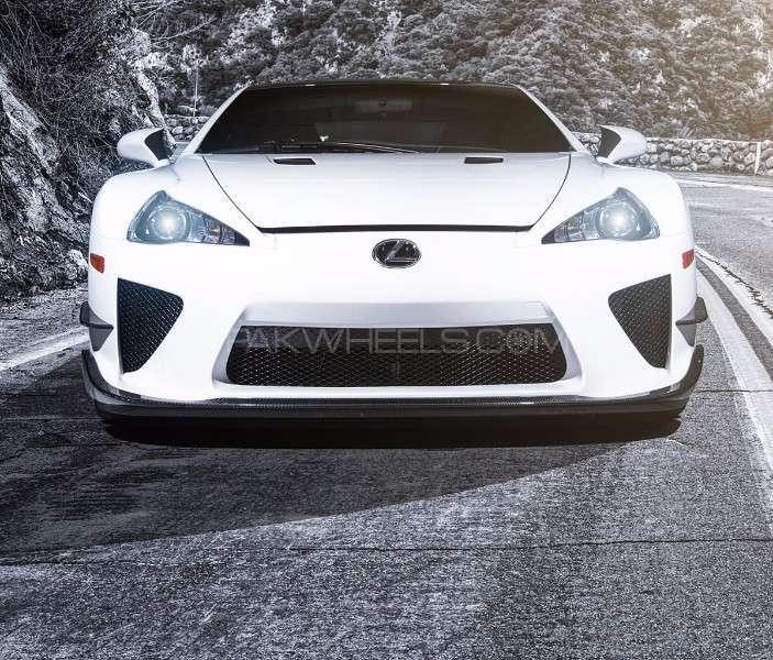 Lexus LFA - 2014  Image-1