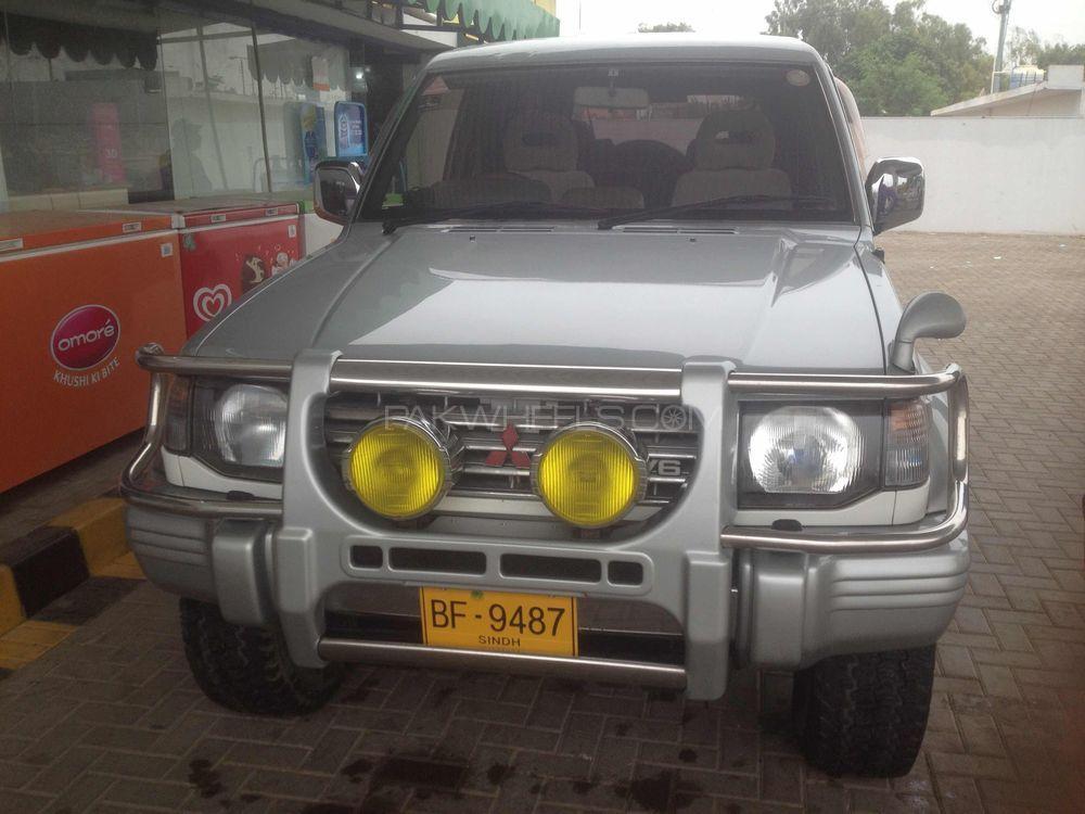 Mitsubishi Pajero - 1996 Beast Image-1