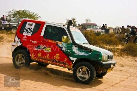 Suzuki Jimny - 2000  Image-1