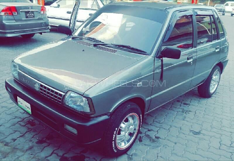 Suzuki Mehran - 2013 AJ Euro Image-1