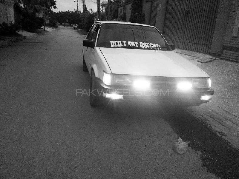 Toyota Corolla - 1986 ee80 Image-1