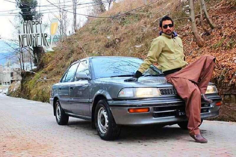 Toyota Corolla - 1990 mahab  Image-1