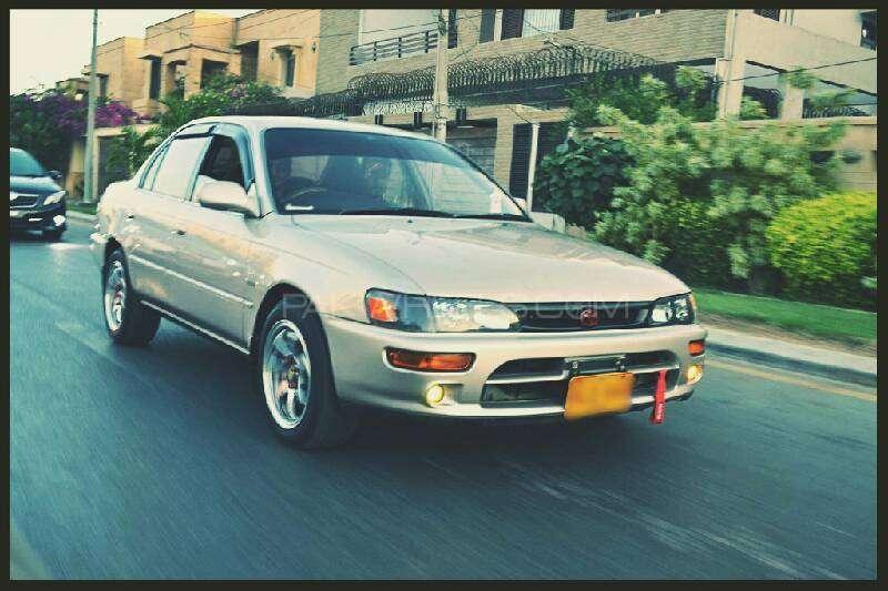 Toyota Corolla - 1995 Ae-100 Image-1