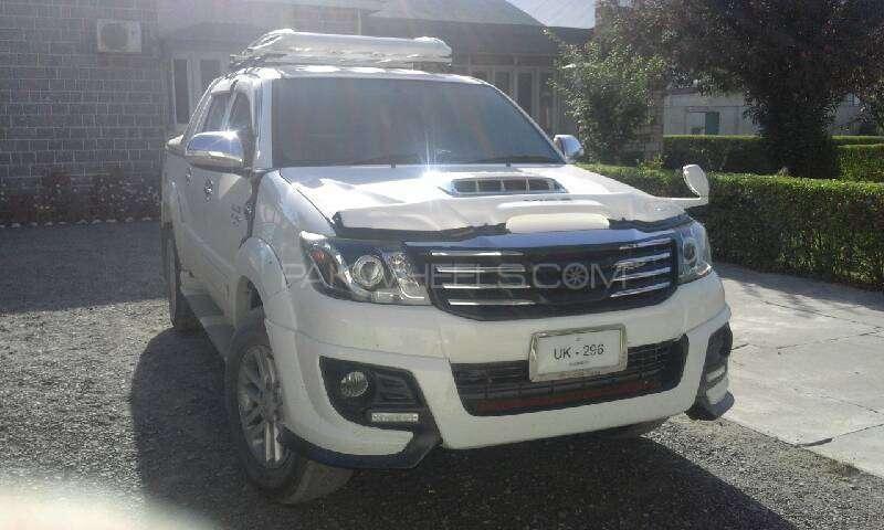 Toyota Hilux - 2012 vigo Image-1