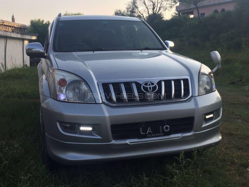 Toyota Prado - 2004  Image-1