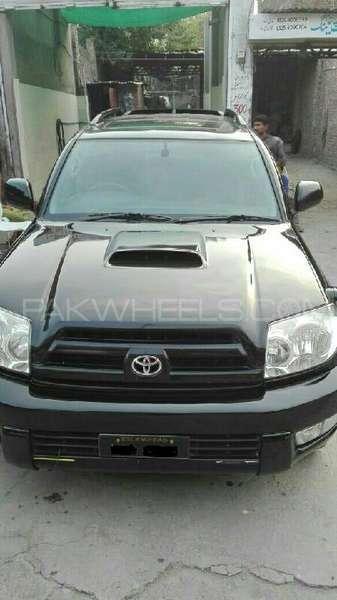 Toyota Surf - 2005  Image-1