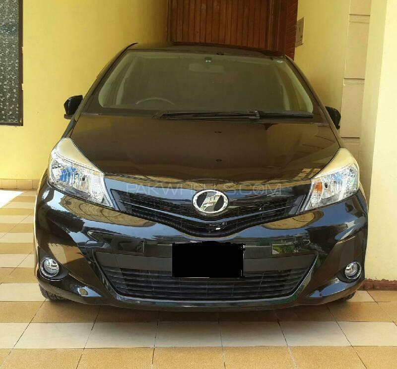 Toyota Vitz - 2012  Image-1