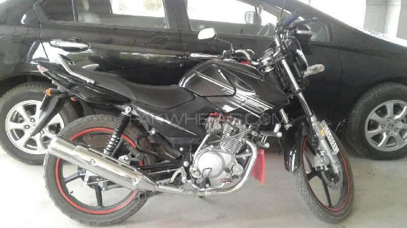 Yamaha YBR 125 - 2016 YBR-125 Image-1