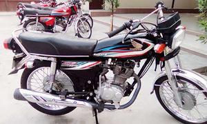 Honda CG 125 - 2015