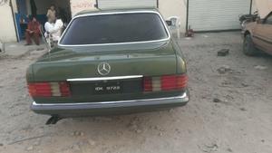 Mercedes Benz S Class - 1981