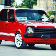 Suzuki FX - 1984