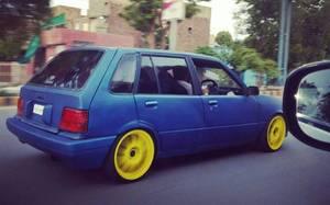Suzuki Khyber - 1989