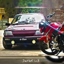 Suzuki Khyber - 1998