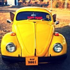 Volkswagen Beetle - 1963