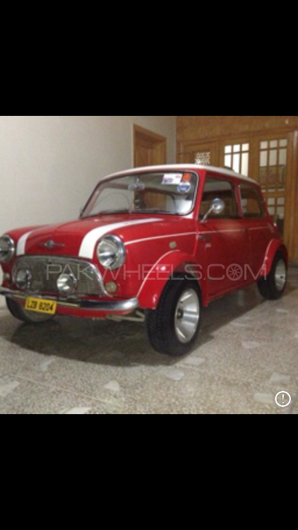 Austin Mini - 1963  Image-1
