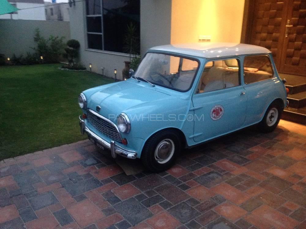 Austin Mini - 1964  Image-1