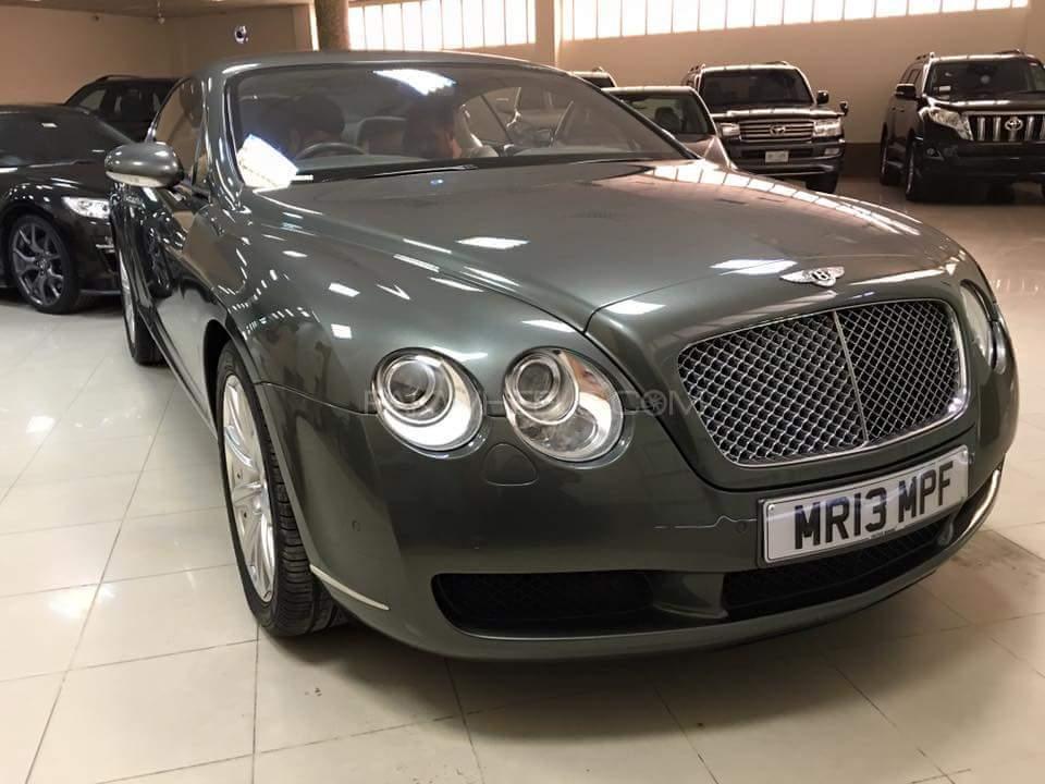 Bentley Continental Gt - 2006  Image-1