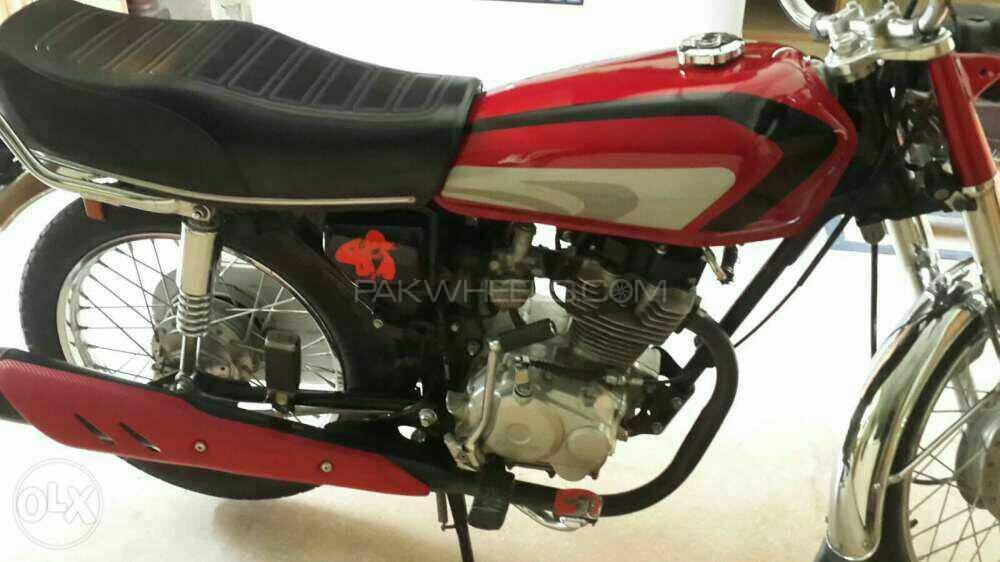 Honda CG 125 - 2013 125 Image-1