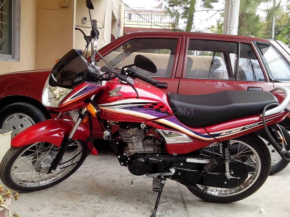 Honda CG 125 - 2015  Image-1