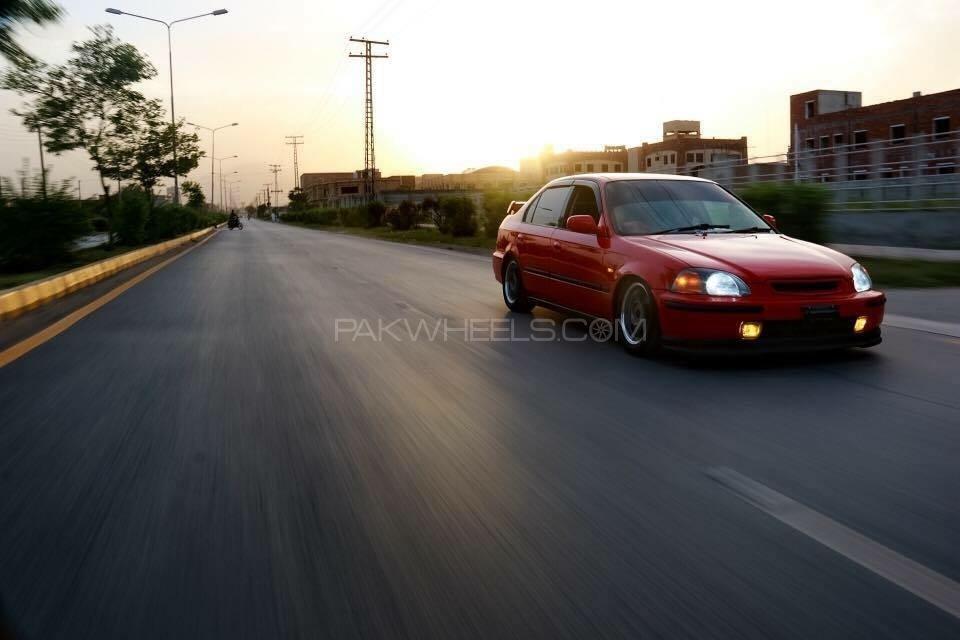 Honda Civic - 1998  Image-1