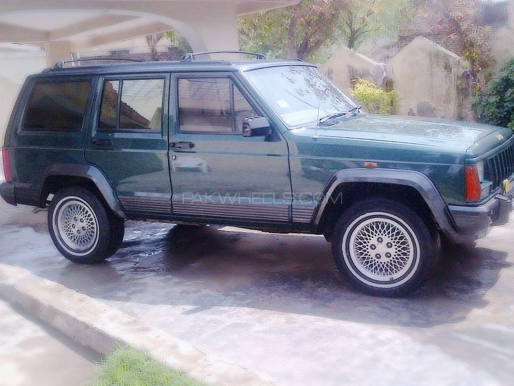 Jeep Cherokee - 1992  Image-1