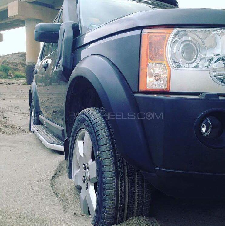 Land Rover Discovery 4 - 2006  Image-1