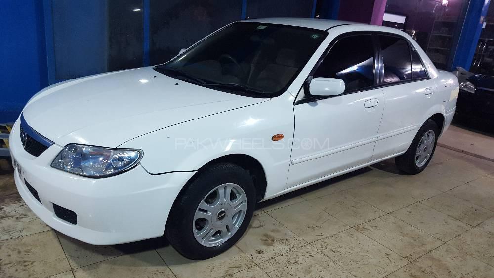 Mazda 323 - 2003  Image-1