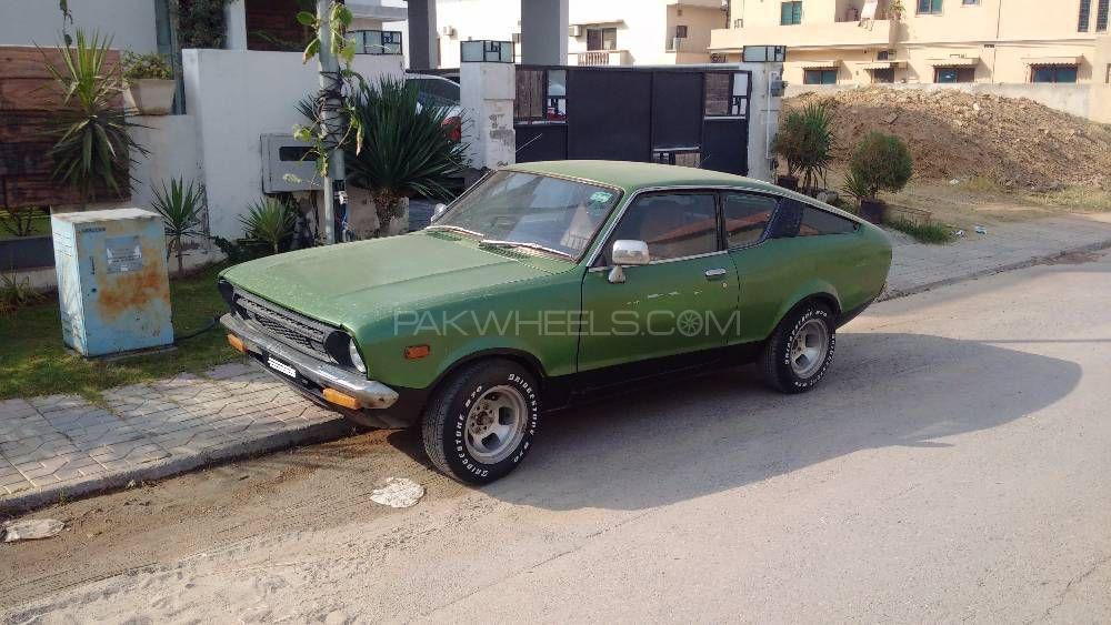 Nissan Sunny - 1972  Image-1