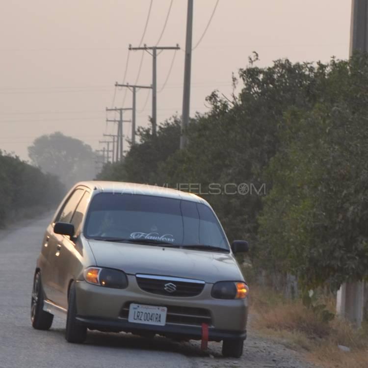 Suzuki Alto - 2010  Image-1