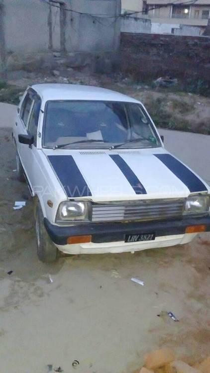 Suzuki FX - 1988 sohail  Image-1