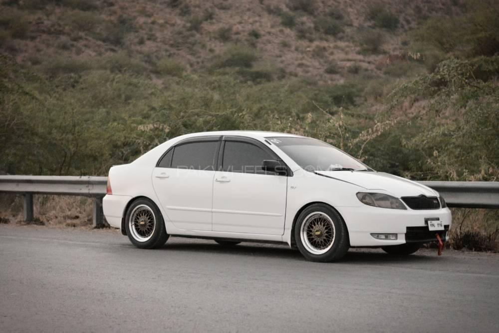 Toyota Corolla - 2003  Image-1