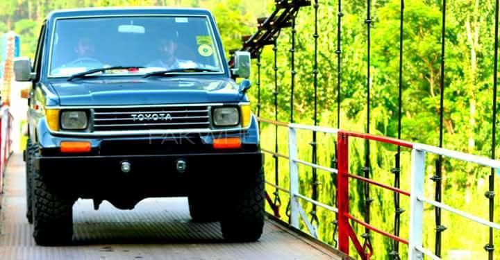 Toyota Land Cruiser - 1991  Image-1