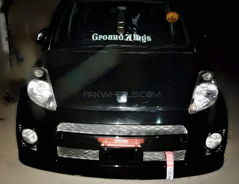 Toyota Passo - 2008  Image-1