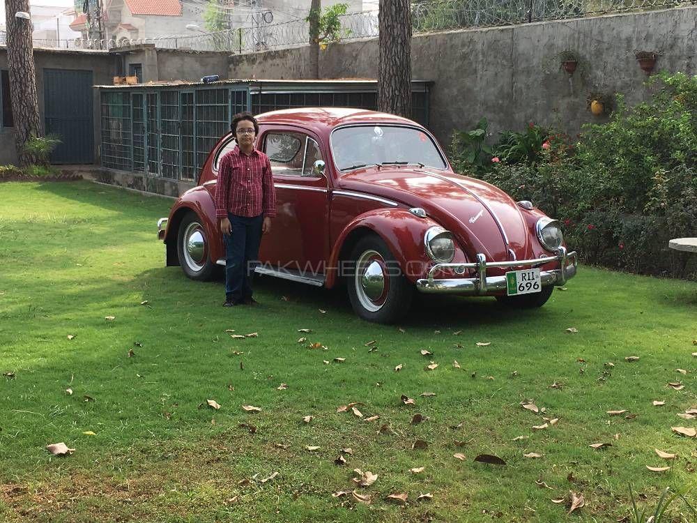 Volkswagen Beetle - 1963  Image-1