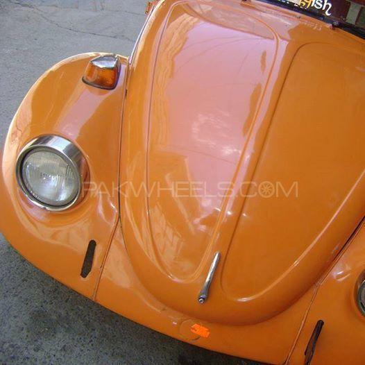 Volkswagen Beetle - 1974  Image-1