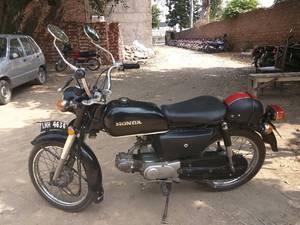 Honda CD 70 - 1982